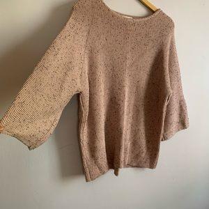 Comfy Pink H&M Basics Sweater